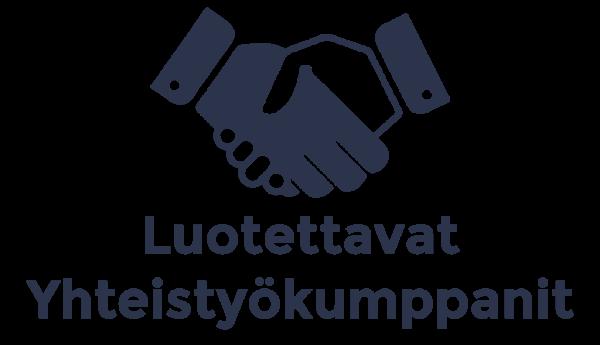 Luotettavat yhteistyökumppanit