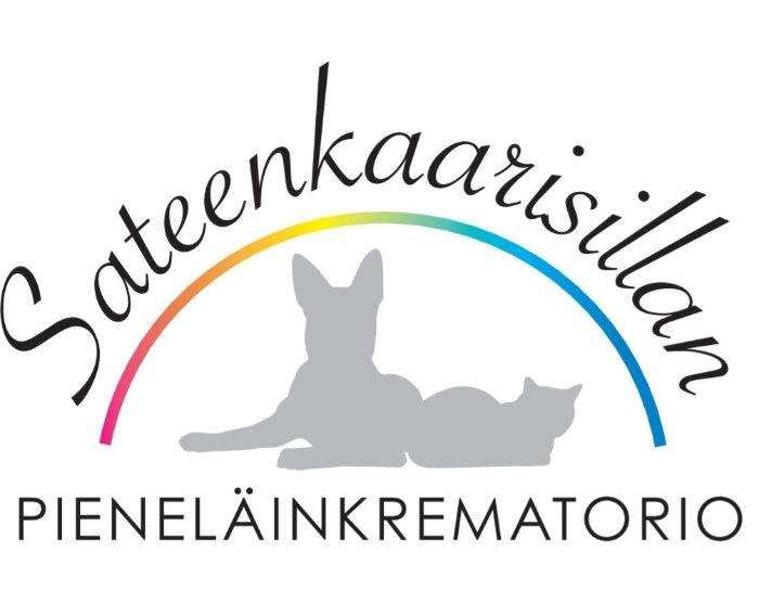 Sateenkaarisillan Pieneläinkrematorio Logo