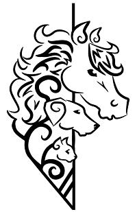 Metsäkulman Eläintuhkaus Logo